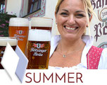 Biergarten und Hotel Gasthof zur Post in Kiefersfelden