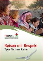 Eine Broschüre der NFInternationale WIEN