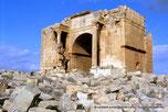 Ammaedara / Haïdra - Arc de triomphe de Septime Sévère - TN