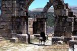 Cuicul - Djemila - Porte de l'Est (Forum des Sévères) - DZ