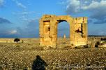 Ammaedara / Haïdra - Petit arc de la rive droite - TN
