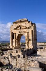 Mactaris / Makthar - Arc de triomphe de Trajan - TN