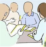 Les groupes de lecture de la parole