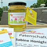 Patenschaft für Bienen