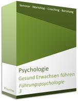 Seminar Führungspsychologie individuell