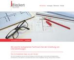 Zeichenbüro Bleckert Webseite & Fotos