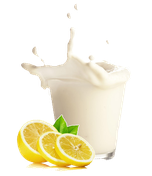 milchshake, milch mix-getränke, milch mit früchten,