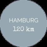 Button Entfernung Wohnung Büsum Westerdeichstrich Hamburg