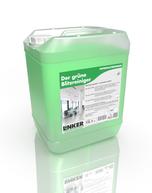 Der Grüne Blitzreiniger_Linker Chemie-Group, Reinigungschemie, Reinigungsmittel, Allesreiniger, Allzweckreiniger