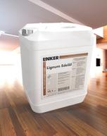 Lignum Edelöl_Linker Chemie-Group, Reinigungschemie, Reinigungsmittel, Holzbeschichtung, Holz, Lignum, Wachs, Pakettreiniger