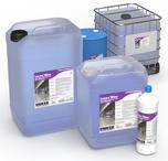 Losox Blau, Losoxinat Blau_Linker Chemie-Group, Reinigungschemie, Reinigungsmittel, Glasreiniger, Fensterputzmittel, Fensterreiniger, Allzweckreiniger