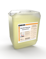Handreinigungskonzentrat_Linker Chemie-Group, Reinigungschemie, Reinigungsmittel, Handreinigung, Seife, Handpflege, Seifen