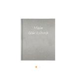 Mein Glücksbuch - in Silber - auch als Sonderedition!