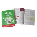 Ideen-Tagebuch - für Blitzideen und alles andere