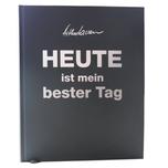 """""""HEUTE ist mein bester Tag"""" - Luxus-Ed. Mondstein-Grau"""