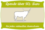 Mein BioRind | Auerochsen-Spende