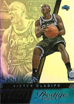 VICTOR OLADIPO / Parallel - No. 123  (#d 2/10)