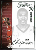 HAKEEM OLAJUWON / Green Version - No. 83  (#d 4/5)