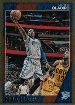 VICTOR OLADIPO / Hoops Gold - No. 75  (#d 5/10)