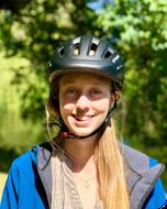 Luise - Guide für Segway Fahrten in Leipzig von Stadtstromer