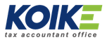 KOIKE tax accountant office,ロゴマーク