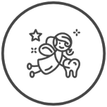 Symbol Zahnfee