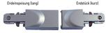 Zubehör zum LED Schienensystem Duoline 2 Phasen