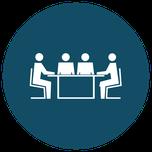 Icon Projektentwicklung - Besprechung