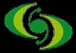 Logo: Der Punkt im Zentrum mit den Pfeilen bedeutet einen Konflikt mit möglichen Auswegen. Die halbrunden Bögen der Umrandung sind angelehnt an die Initialen CP, Claudia Pichler Mediation Salzburg