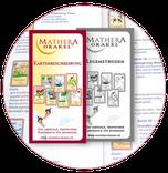 Begleithefte zum Kartenlegen mit Mathera Orakel