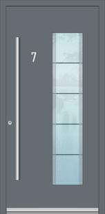 Aluminium Haustüren in Erftstadt mit Ausbau, Montage und Verleistung