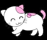 Sakura the lucky cat, sakurachan.net