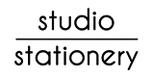 Logo der Marke studio stationery