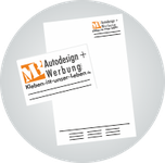 MB Autodesign + Werbung GmbH - Printprodukte und Geschäftsausstattung