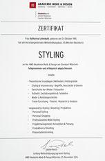 Stylistin Katharina Lehmkuhl