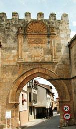 Town Gate Berlanga - Camino Santiago Soria