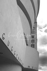 beachtenswert fotografie, New York, Guggenheim Museum, Fotokunst, Museum, sw