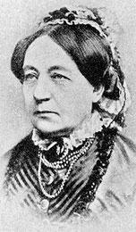 Unknown authorUnknown author, Louise Otto-Peters, als gemeinfrei gekennzeichnet, Details auf Wikimedia Commons