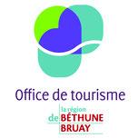 logo de Office de tourisme de la région de Béthune-Bruay