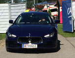 Contes Taxifahrt im Maserati