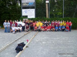 Gruppenfoto aller Teilnehmer