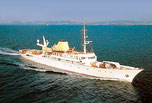 Yacht d'Aristote Onassis