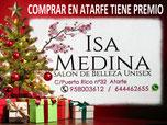 Isa Medina salón de belleza Atarfe