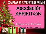 Asociacion Arrikitan baile Atarfe