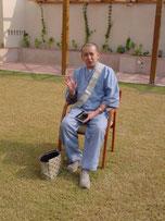 Benares Afternoon Sermon