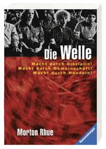 Cover des Buches Die Welle von Morton Rhue.