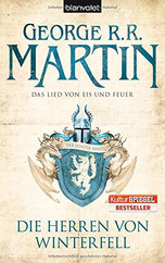 Cover des Buches Die Herren von Winterfell von George R.R. Martin.