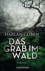 Cover des Buches Das Grab im Wald von Harlan Coben.