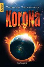Cover des Buches Korona von Thomas Thiemeyer.