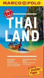Cover des Thailand Reiseführers von Marco Polo.